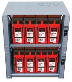 Outback Power IBR-2-48-175 Integrated Battery Rack System
