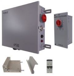 Outback Power ICSPLUS Integrated Combiner Solution