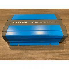 COTEK SP1500-112 1500 Watt 12 Volt Pure Sine Wave Inverter