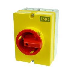 IMO PE69-3032 3 Pole 32 Amp Isolator Encloser