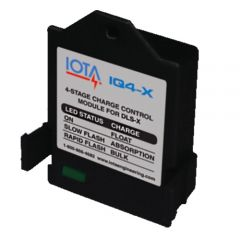Iota IQ4-X Charge Control Module for DLS-X Chargers