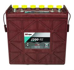 Trojan J200-RE 12V 200Ah Renewable Deep Cycle Battery