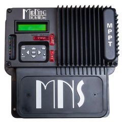 MidNite Solar The Kid MTTP Solar Charge Controller in Black