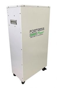 Fortress Power LFP-10 Lithium Ferro Phosphate 10.24 kWh Battery