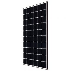 LG LG365Q1C-A5 Monocrystalline Solar Panel With Black Frame and White Backsheet