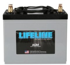 Concorde Lifeline GPL-24T AGM Deep Cycle Battery