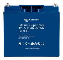 Victron Energy Lithium SuperPack 12.8V/20Ah Battery