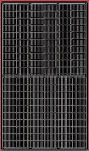 LONGi LR4-60HPB-350M Hi-MO4m 350W Monofacial Module