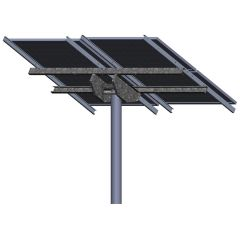 Tamarack Solar LTP-LCR/82R Top of Pole Mount