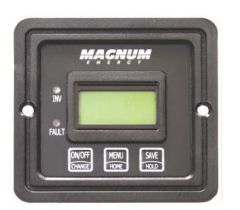 Magnum Energy ME-MR25 Mini Remote Control with 25 Foot Cable