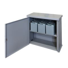 MidNite Solar MNBE-A Steel battery Enclosure