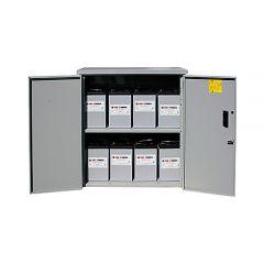 MidNite Solar MNBE-D Steel Battery Enclosure