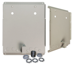 Midnite Solar MNCCPDual, Dual Classic Mounting Plate used with MidNite E-Panels