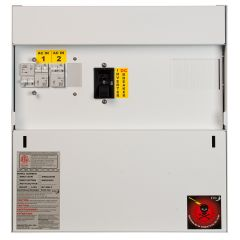 Midnite Solar MNE175XWP-SLAVE 175 Amp E-Panel for Schneider Electric XW+ Inverter