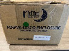 MidNite Solar MNPV6-Disco MNPV6 Disconnecting Combiner