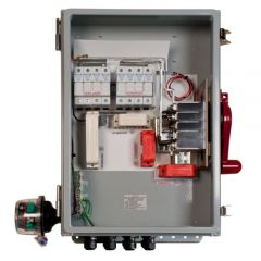MidNite Solar MNPV8HV-DISCO 4X-PSB PV Disconnect Combiner