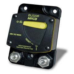 Bussmann MRCB 187060F-03-1 60 Amp DC Circuit Breaker With Switch
