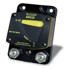 Bussmann MRCB 187100F-04-1 100 Amp DC Circuit Breaker With Switch