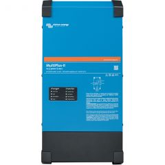 Victron MultiPlus-II Inverter & Charger 12/3000/120-50 2x120V Multi-II 3000 VA 12 Volts DC, 120 Volts AC, 120 Amp Charger