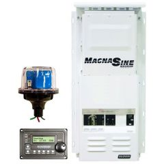 Custom Built Off-Grid Magnum Energy 4,000 Watt 24VDC 120/240VAC Power Panel System Without Charge Controller