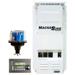 Custom Built Off-Grid Magnum Energy 2,000 Watt 12VDC 120VAC Power Panel System Without Charge Controller