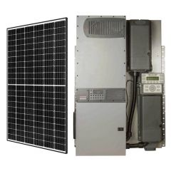OutBack Power FLEXpower kit with 11,700 Watts of REC 325 Watt Solar Panels