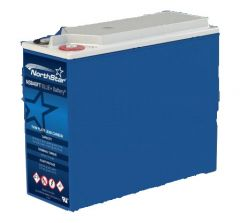 OutBack Power NorthStar NSB100FT BLUE+ 100Ah VRLA-AGM Pure Lead Carbon Battery