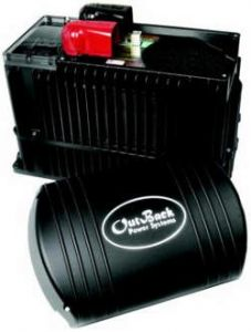 Outback Power VFX3648M Mobile Sine Wave Inverter and Charger