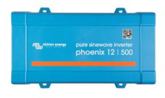 Victron Energy Phoenix 24/500 120V NEMA 5-15R inverter with VE.Direct