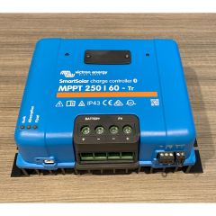 Victron Energy SmartSolar MPPT 250/60-Tr Solar Charge Controller up to 48VDC at 60 Amps
