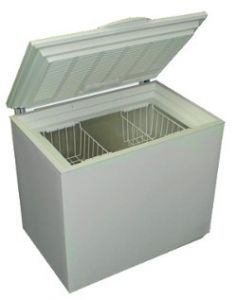Sundanzer DCR165 Battery-powered refrigerator, 12/24V