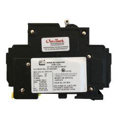 OutBack Power DIN-30-DC 30 Amp 125V DC PV Array Circuit Breaker.