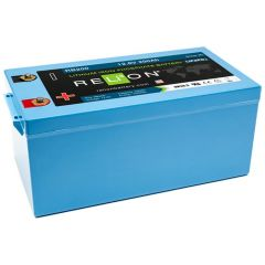 Relion RB200 Lithium Ion LiFePO4 Battery 12V 200Ah
