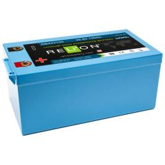 Relion RB24V100 Lithium Iron Phosphate Battery 100Ah 24VDC