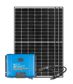 RV & Marine 12V Charging Kit With 975 Watt Solar Panel & 70 Amp MPPT Charge Controller
