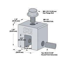 S-5! S-5-S Mini Clamp