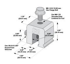 S-5! S-5-V Mini Clamp