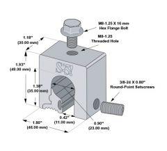 S-5! S-5-Z Mini Clamp