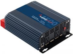Samlex SAM-1500-12 1500W 12VDC 115VAC Modified Sine Wave Inverter