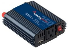 Samlex SAM-250-12 250W 12VDC 115VAC Modified Sine Wave Inverter