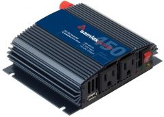 Samlex SAM-450-12 450W 12VDC 115VAC Modified Sine Wave Inverter