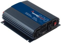 Samlex SAM-800-12 800W 12VDC 115VAC Modified Sine Wave Inverter
