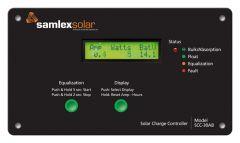 Samlex Solar SCC-30AB 30 Amp Solar Charge Controller