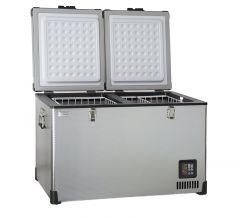 SunDanzer SD68 68 Liter Portable Battery-powered Refrigerator
