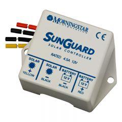 SunGuard SG-4 4.5 Amp 12 Volt Solar Charge Controller