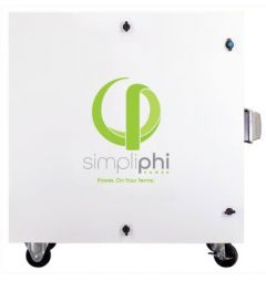 SimpliPhi Power E-2PHI-48-60 EnprESS 48V battery powered AC generator and Uninterruptible Power Supply