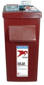 Trojan SIND 02 2450 2 Volt 1882 Amp-hour Industrial Renewable Deep Cycle Battery