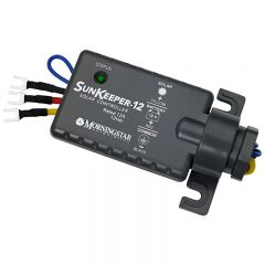 Morningstar SunKeeper SK-12 Panel Mount Charge Controller 12 Amp