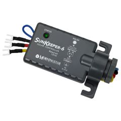 Morningstar SunKeeper SK-6 Panel Mount Charge Controller 6 Amps