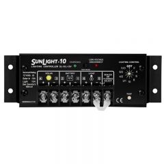 Morningstar SL-10L-12V SunLight 10 Amp 12 Volt Solar Lighting Controller